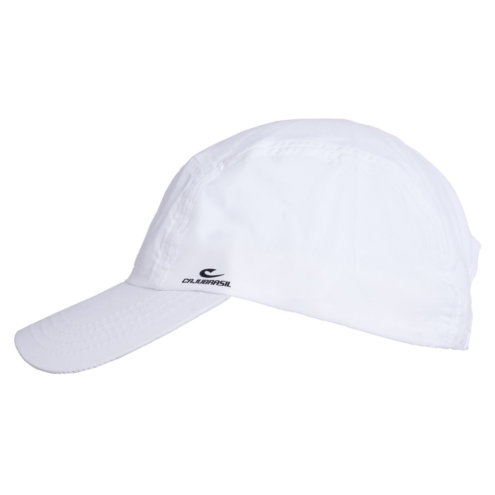Boné com proteção solar Branco CAJUBRASIL Activewear