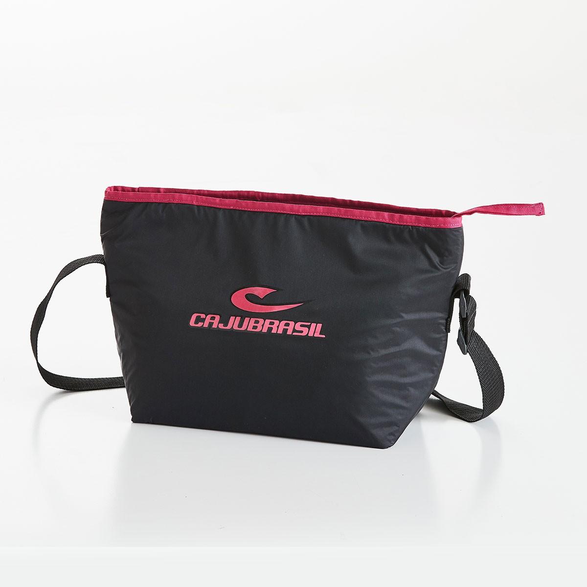 Bolsa Térmica Sport Preta CAJUBRASIL Activewear