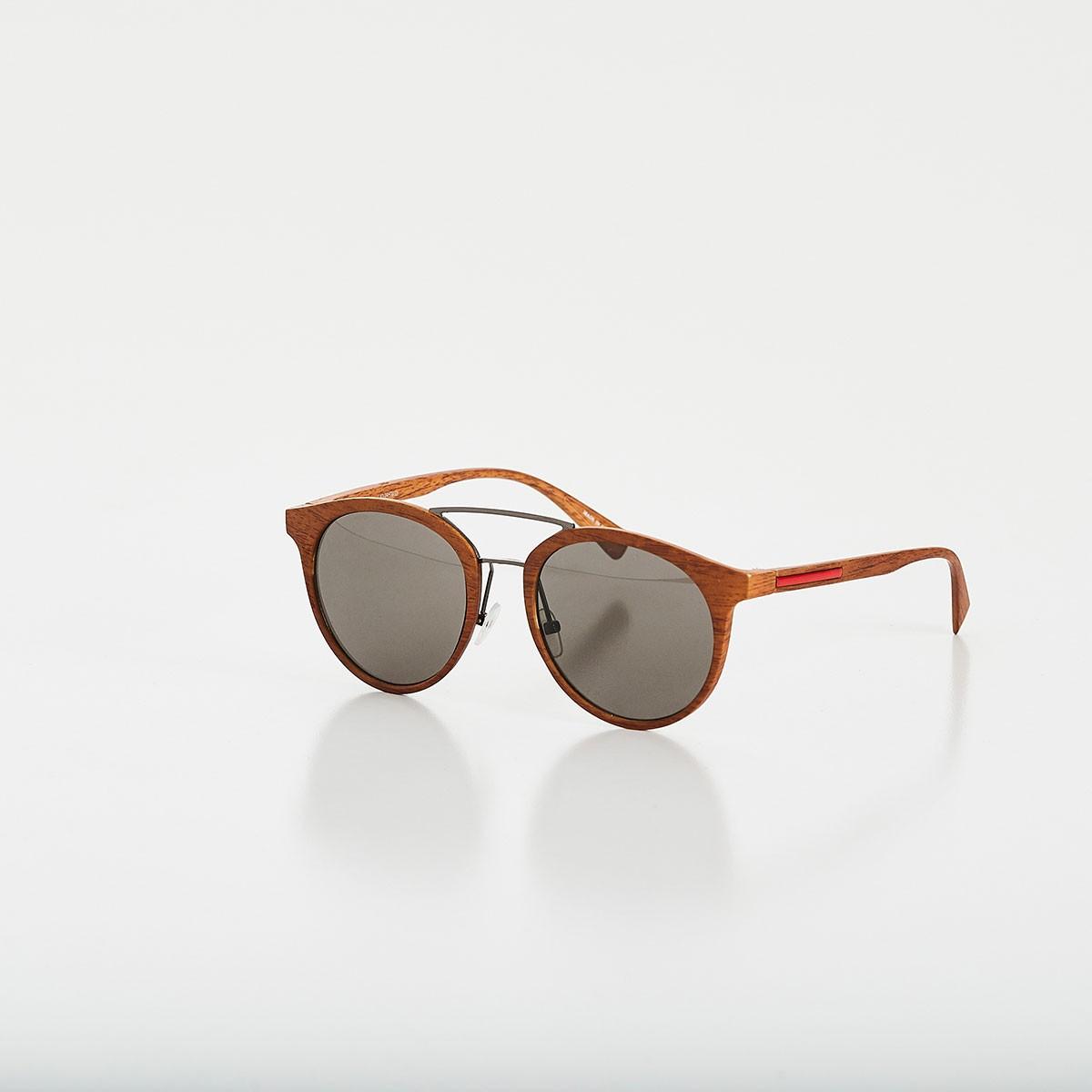 Óculos de Sol Glow Bege CAJUBRASIL Activewear