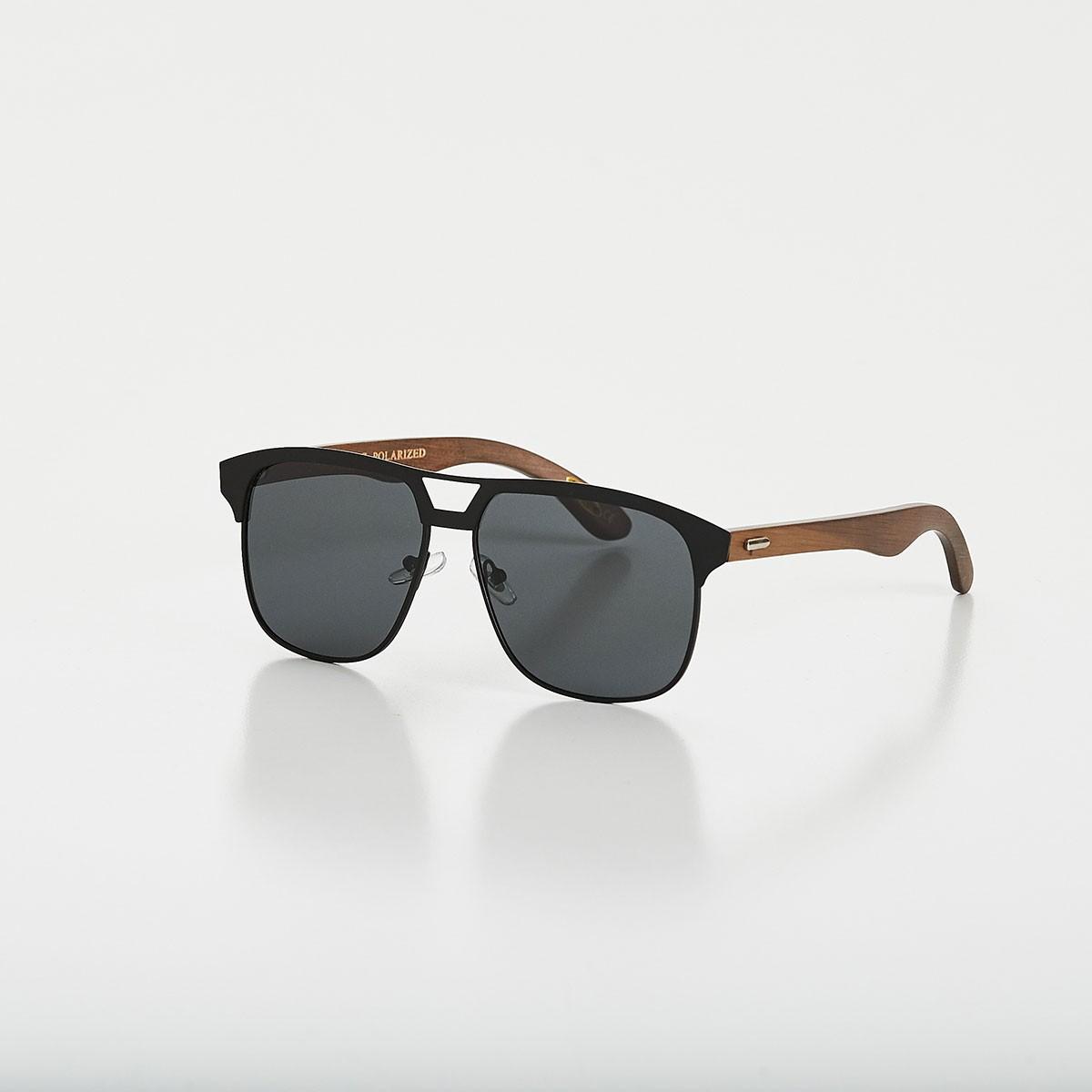 Óculos de Sol Timber Preto CAJUBRASIL Activewear