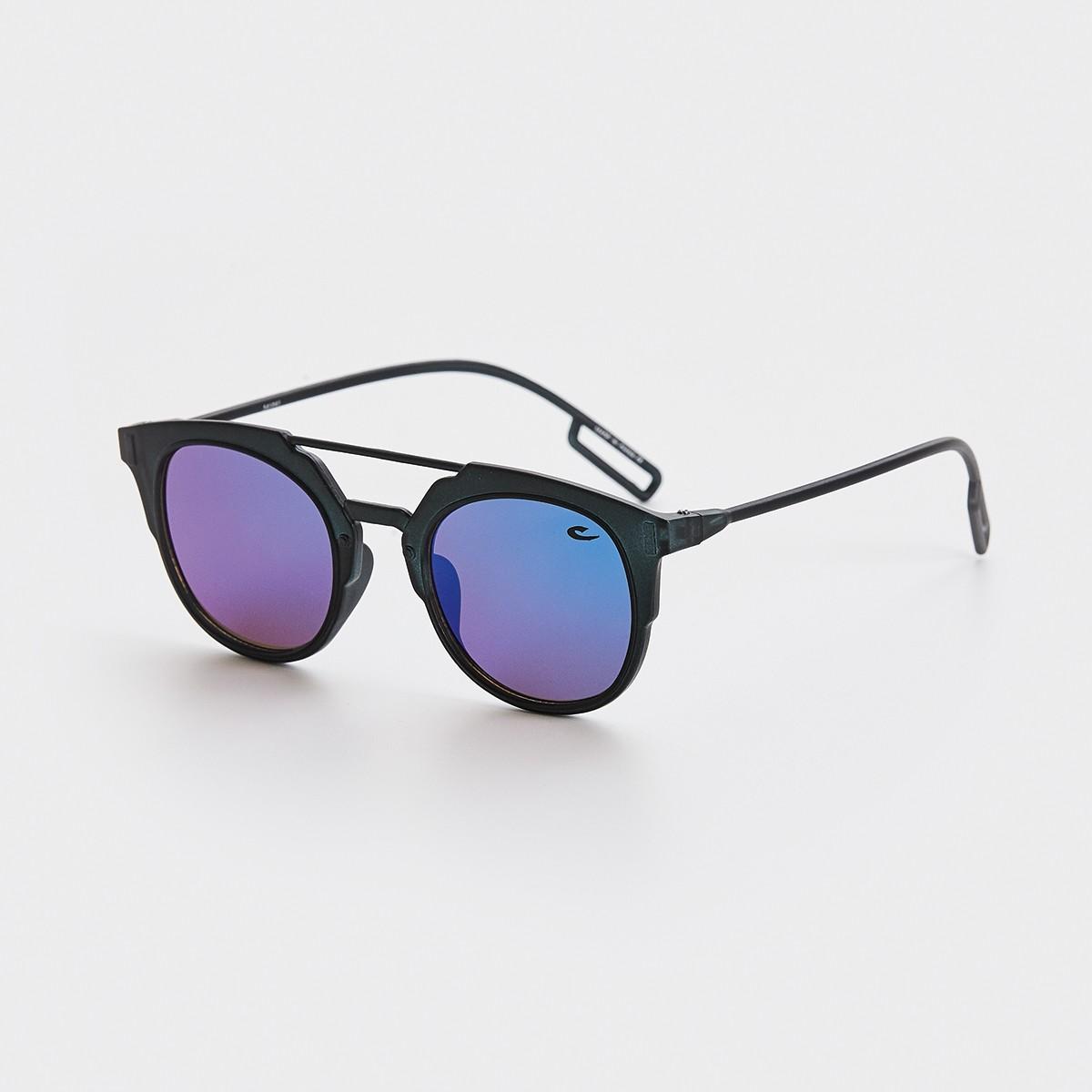 74e25b6d4e6d5 Óculos de Sol Slim Azul CAJUBRASIL Activewear