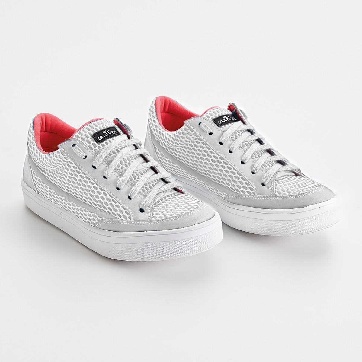 Tênis Sport Fashion Branco CAJUBRASIL Activewear