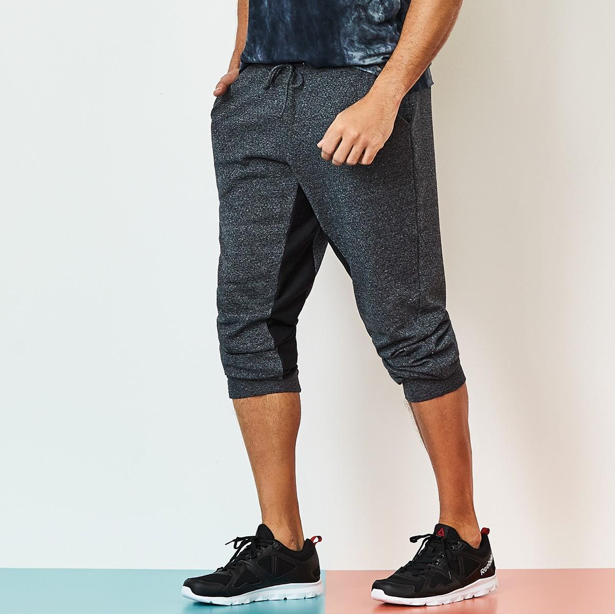 Calça Masculina Jogger Cinza CAJUBRASIL Activewear