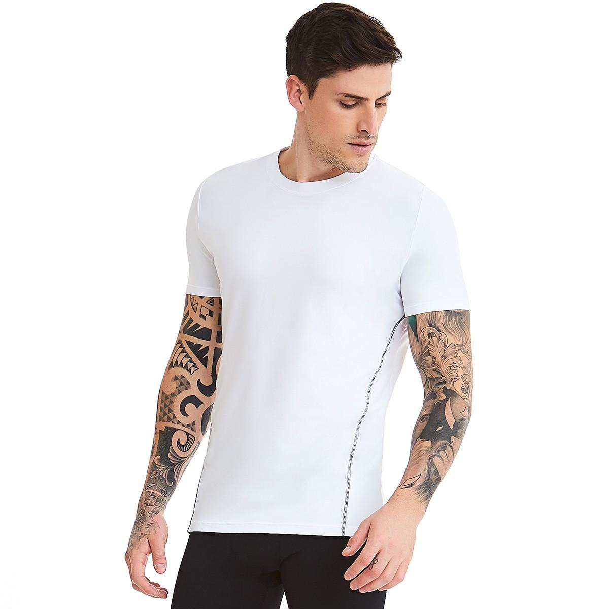 Camiseta Masculina GO! CAJUBRASIL Activewear