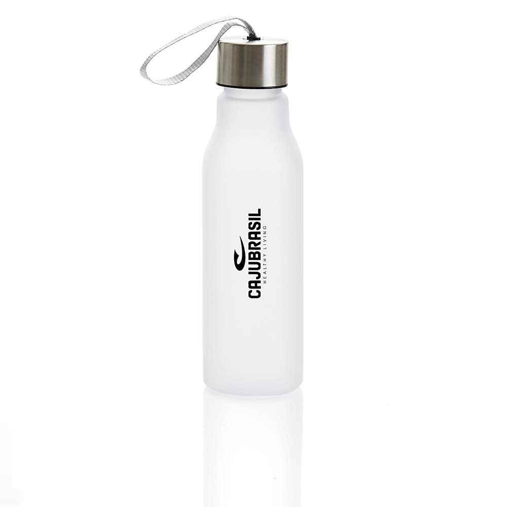 Garrafa Clear Transparente 600ml