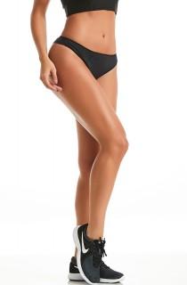 Calcinha Fit Comfort Preta CAJUBRASIL Activewear
