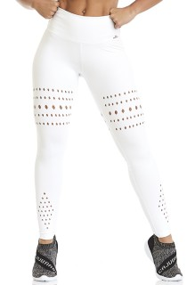 Legging NZ Strength Branca