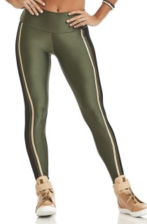 Legging Voice Verde