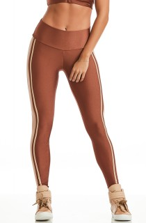 Legging Voice Bronze CAJUBRASIL Activewear