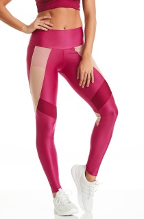 Legging Atletika Direction Rosa CAJUBRASIL Activewear