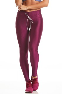 Legging Pleasure Roxa CAJUBRASIL Activewear