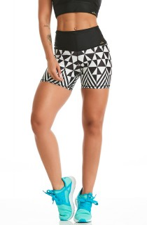 Short Double Face Amazing CAJUBRASIL Activewear