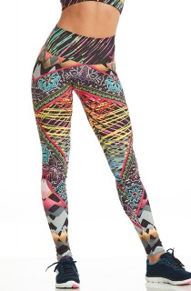 Legging Print Perfect Summer CAJUBRASIL Activewear