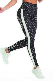 Legging Print Perfect Stars CAJUBRASIL Activewear