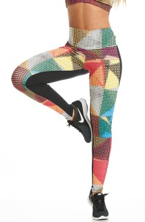 Legging SU Duo Colors CAJUBRASIL Activewear