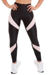 Legging Atletika Textura Preta