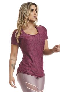 T-Shirt Glazy Rosa