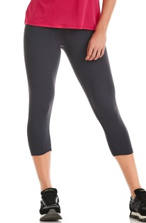 Corsário NZ Basic Cinza CAJUBRASIL Activewear