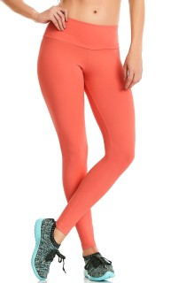 Legging Waterproof Laranja CAJUBRASIL Activewear