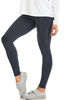 Legging Rock New In Basic Cinza CAJUBRASIL Activewear