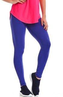 Legging NZ Basic Azul CAJUBRASIL Activewear