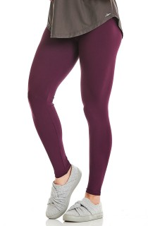 Legging NZ Basic Roxo CAJUBRASIL Activewear