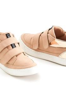 Sneaker Hype Dourado CAJUBRASIL Activewear