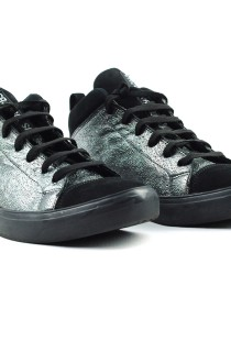 Sneaker Silver Prata CAJUBRASIL Activewear