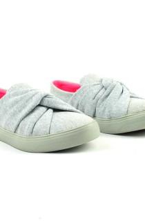 Tênis Fashion Grey Cinza CAJUBRASIL Activewear