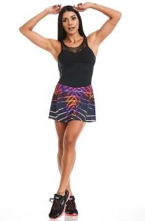 Vestido Bojo Summerland Preto CAJUBRASIL Activewear