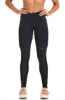 Legging NZ Move Preto CAJUBRASIL Activewear