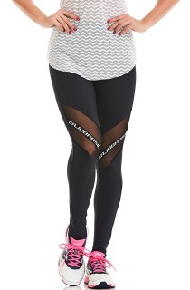 Legging NZ Adventure Preto CAJUBRASIL Activewear