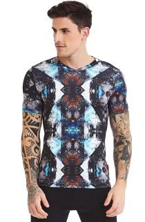 Camiseta Print Preto CAJUBRASIL Activewear