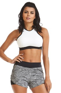 Top Rock Motion Branco CAJUBRASIL Activewear