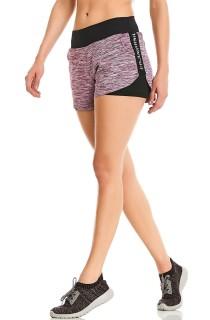 Short Explore Roxo CAJUBRASIL Activewear