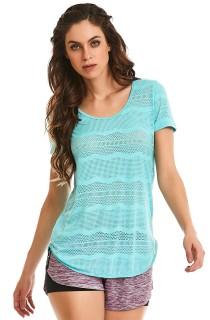 T-shirt Tide Azul CAJUBRASIL Activewear