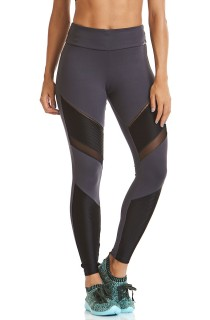 Legging NZ Nature Cinza CAJUBRASIL Activewear