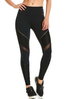 Legging NZ Nature Preto CAJUBRASIL Activewear