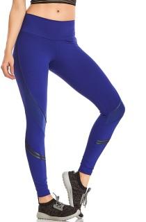 Legging NZ Seamaid Azul CAJUBRASIL Activewear