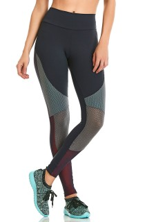 Legging NZ Survive Cinza CAJUBRASIL Activewear