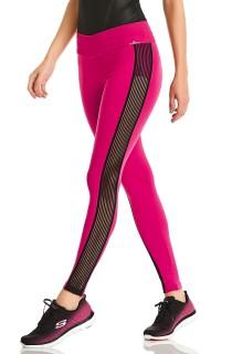 Legging Emana Elastic Rosa CAJUBRASIL Activewear