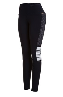 Legging Rock Start Preta CAJUBRASIL Activewear