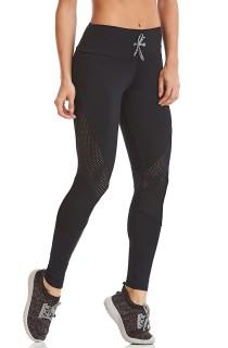 Legging Rock Sportwear Preta CAJUBRASIL Activewear