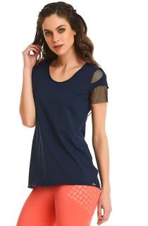 T-shirt Scale Azul CAJUBRASIL Activewear