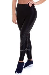 Legging Gym Preta CAJUBRASIL Activewear