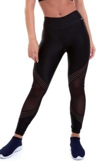Legging Elastic Preta CAJUBRASIL Activewear