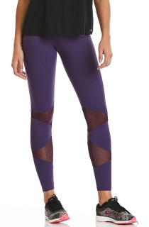 Legging NZ Crystal Roxa CAJUBRASIL Activewear