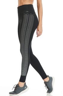 Legging Silk Waterproof Preta CAJUBRASIL Activewear