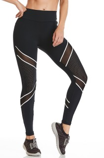Legging NZ Magic Preta CAJUBRASIL Activewear