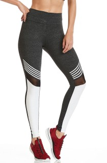 Legging Mighty Cinza CAJUBRASIL Activewear
